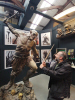 11/20 - Totally gotta tour the Weta Workshop.
