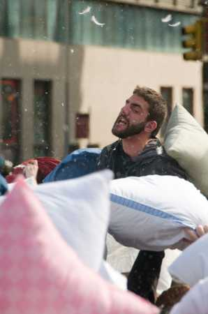 International Pillow Fight