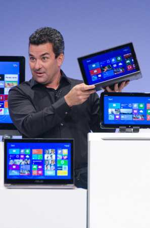 New Windows 8 Tablets