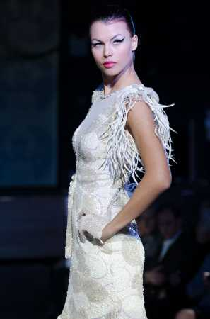 YB Couture at Planete Chic Fashion Show