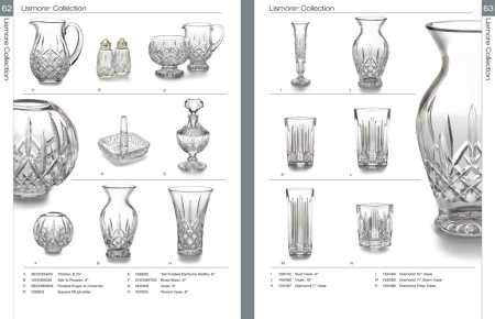 Waterford Crystal catalog