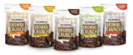 Brownie Crunch Bags