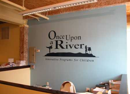 Once Upon a River front desk