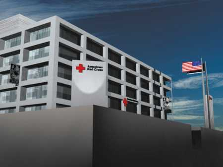 NYC American Red Cross Building